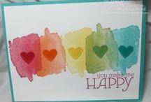 Card and Envelope Ideas / by Karen Schloss