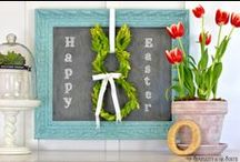 EASTER / Easter crafts decor and things to do / by Goofball Mommy