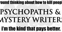My favorite mystery authors / So many books, so little time!
