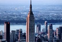 ::New York, New York::  / Creo que Nueva York y yo tenemos una deuda pendiente: / by Carmen Fraga