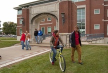 All About Campus / by Hannibal-LaGrange University