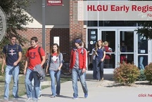 Great Websites / by Hannibal-LaGrange University