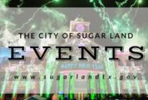 Sugar Land Events / by City of Sugar Land