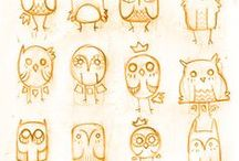 Owl love you forever / by Brittany Cozzens