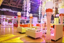 Passionate Peach & Orange / Whether it is a corporate event, a wedding or a small gathering- it should be beautiful! Check out all of these event ideas, we will rent you the products to create these dream looks! If we can't we will direct you the person who can!    www.eventsource.net