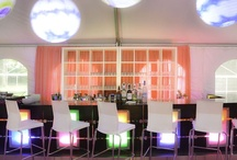 Fun & Colorful / Whether it is a corporate event, a wedding or a small gathering- it should be beautiful! Check out all of these event ideas, we will rent you the products to create these dream looks! If we can't we will direct you the person who can!    www.eventsource.net
