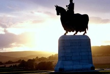 Historic Sites / The National Trust for Scotland cares for the following historical sites/properties: Bannockburn, Culloden, Glencoe, Glenfinnan Monument and Killiecrankie