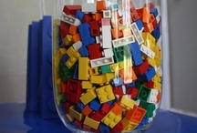 Lego is fun for everyone! / by Katie Albert-Livingston