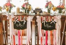 Cocktail / Reception Decor / by Julie Mauvernay