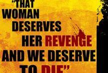 KILL BILL / The Bride's Roaring Rampage of Revenge
