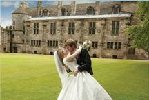 Fairy Tale Weddings in Scotland / The diverse range of NTS Properties provide the perfect backdrop to your fairy tale Scottish wedding. With dedicated Events teams there to ensure your big day fulfils all your wishes and dreams, there is no better time to tie the knot in some of Scotland's most iconic historic sites.