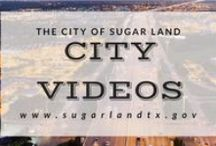 City Videos / Focusing on the City one story at a time.  / by City of Sugar Land