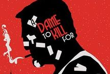 Frank Miller's Sin City & A Dame to Kill For / Frank Miller's Sin City & A Dame to Kill For / by Miramax
