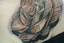 tattoos / by Rachael Bailey