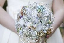 Costume Jewelry Bouquets / by Denise Haley