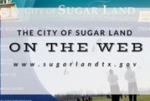 On the Web / by City of Sugar Land