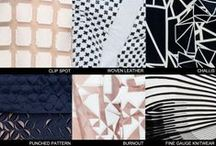 Color & Patterns / Inspired by color trends, color combinations, tile patterns, and patterns found in nature.