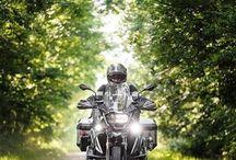 Adventure riding trips