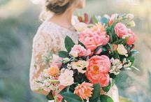 Bouquets / Gorgeous wedding bouquets and flowers
