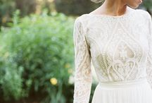 Wedding Dresses / Beautiful wedding dresses of all shapes and sizes