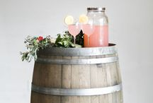 Wedding Food + Drink / Delicious ideas for your food and drinks at your wedding