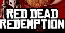 Red Dead Redemption / Red Dead Redemption art by Haffen