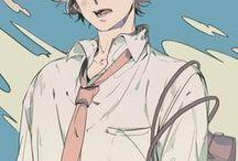 [bnha] hitoshi shinsou