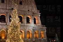 Ancient Rome / Rome: where ancient meets modern. Plan the sights to see: the Colosseum and Forum are givens, but what about the Palatine Hill, the Circo Massimo where chariot races happened, and Torre Argentina where Julius Caesar was killed (which now houses a cat sanctuary)?  Look, plan - and go!