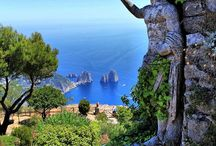 Italian Islands / Culture, tradition and stunning views.  White and pink sandy beaches.  Turquoise waters.  Fishing, lace and local traditions.  From the busy Capri to the unknown Tremiti.  Italian islands - a must-visit.