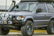 Ideas for Pajero