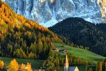 Italy: Lakes and Mountains. / So you know all the famous places - Rome, Venice, Cinque Terre - but what about Italy's mountains and lakes? With some of the most spectacular scenery ever, they're surely worth a look!