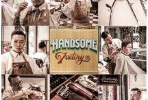 Handsome Factory Barber Shop / Our Barbers