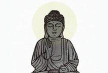 BUDDHA / AND THE BUDDHA SAYS.....