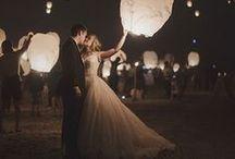 Cute ideas around the wedding