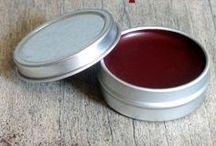 Homemade lip remedies / DIY lip scrubs, homemade lip balms and self made lip gloss and lipstick