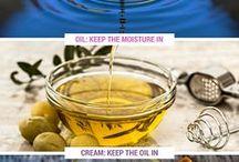 Homemade hair care / DIY homemade hair care recipes, ideas for natural hair care