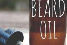 Homemade beard oils, shampoos & balms / homemade recipes and DIYs for everything beard-related. beard oils, beard balms, beard shampoos, etc.