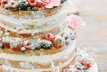 Wedding Cake / Wedding cakes. 'Nough said.