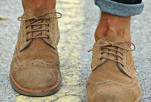 Мужчины. Обувь
