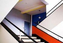 Inneneinrichtung // Bauhaus
