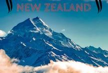 New Zealand Travel / Everything you want to know about travel in New Zealand! Tips, tricks, blog posts and photography