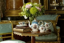 Afternoon TEA / Everything Tea and Tea Shop / by Jilly Burton-Sanigar