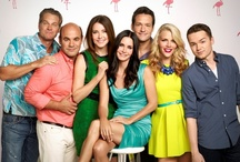 Favorite TV Casts / Good TV throughout my childhood and growing up years all the way to the present.