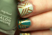 Nails I love / by Jenny Kosinski
