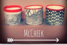 McCheek's Mayhem Ceramics / McCheek's Mayhem is the name I have for all my creative stuff, things that I make, ceramics, photos, etc.