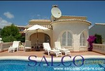 Casas a la venta. Villas for sale