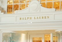 Ralph Lauren / by all the beautiful things in life ...