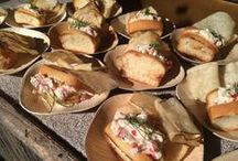 2014 Good Beer Event in NYC hosted by Edible Manhattan / Check out this #delicious mini Montauk #LobsterRoll that we served at the #GoodBeerEvent last night in #NYC sponsored by @EdibleManhattan. Special thanks to our supreme #beer partner @AllagashBeer!