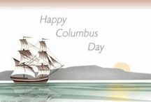 Happy Columbus Day! / RETAILERS: Find Columbus Day recipes, crafts, ways to get involved with your customers and more! Get inspired and bring the holiday energy into your store.   CUSTOMERS: Enjoy the crafts, recipes, images and more! You might even learn something you didn't know before about Columbus Day! / by SnapRetail