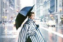RAINCOATS / What to wear in the rain!